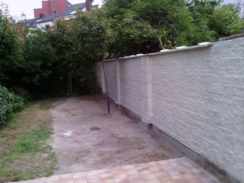 heropbouwen tuinmuur 2